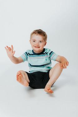Leo, Zebedee Management, disabled, model agency, disability, Boy (9)