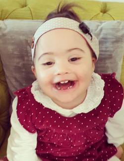 Poppy, Down Syndrome, Zebedee Management