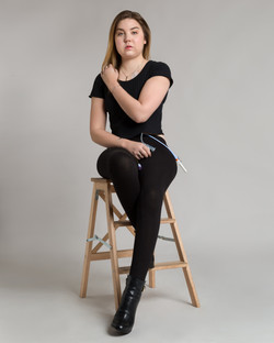 Ruth, Ehlers-Danlos Syndrome, Zebedee Management, disabled, model agency, disability, woma