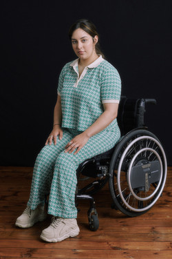 Roisin, Zebedee Management, disabled, model agency, disability, woman (20)