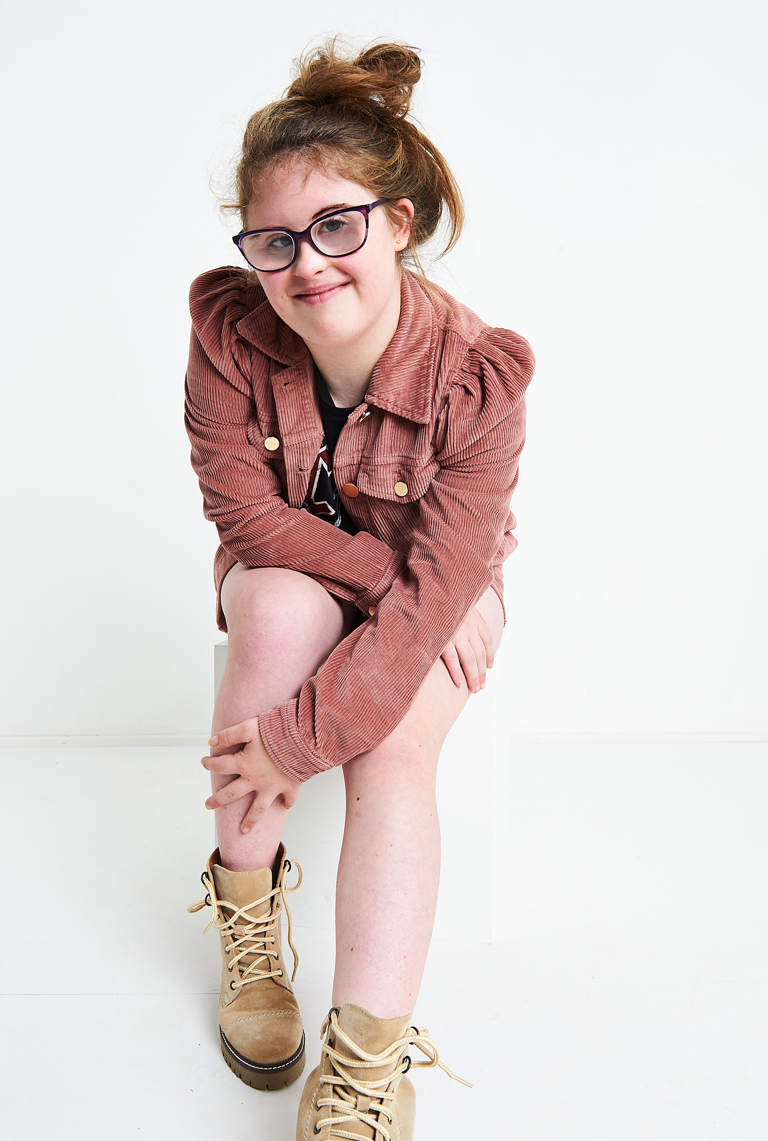 Jessica, Down Syndrome, Zebedee Manageme
