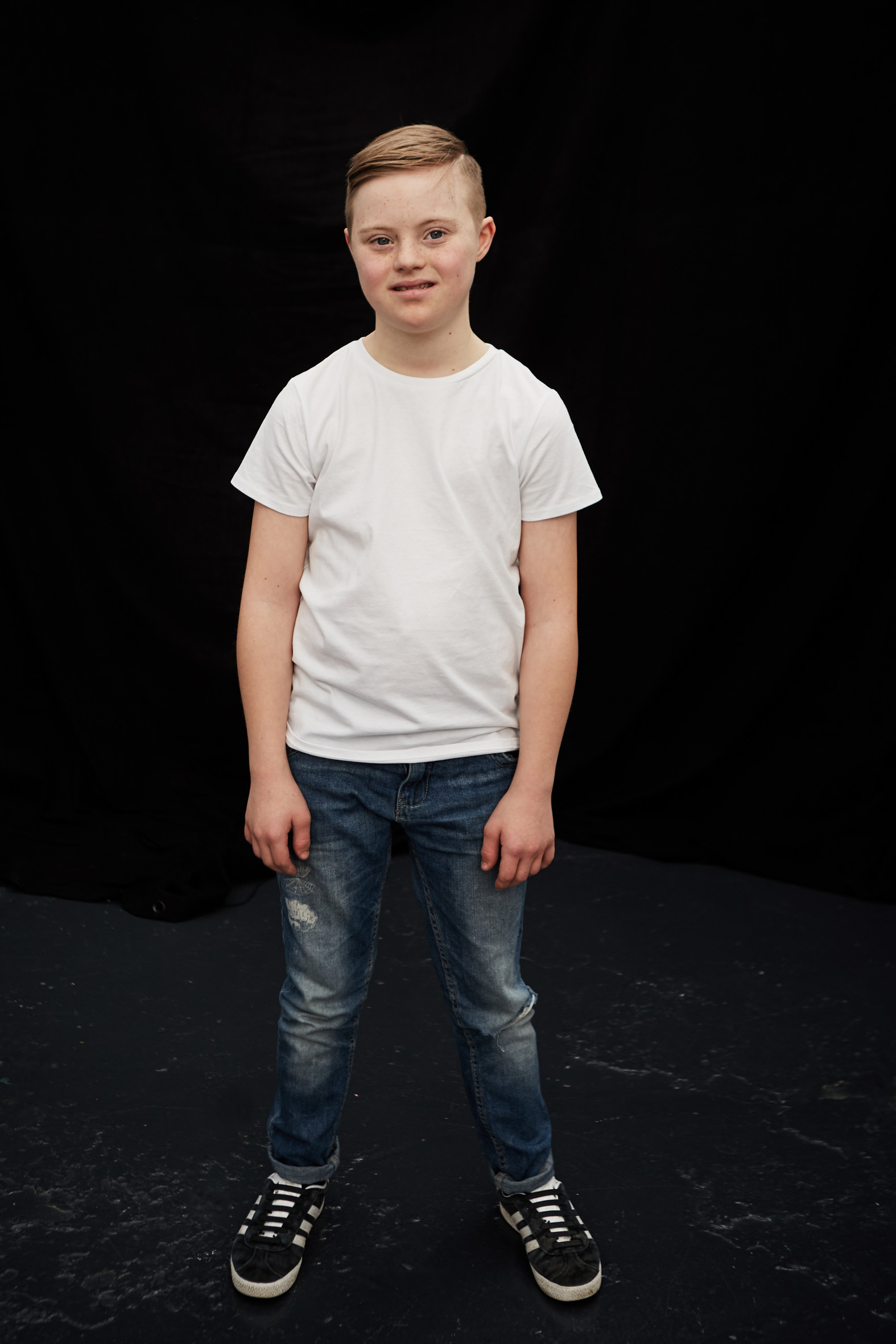 Noah, Down Syndrome, Zebedee Management,