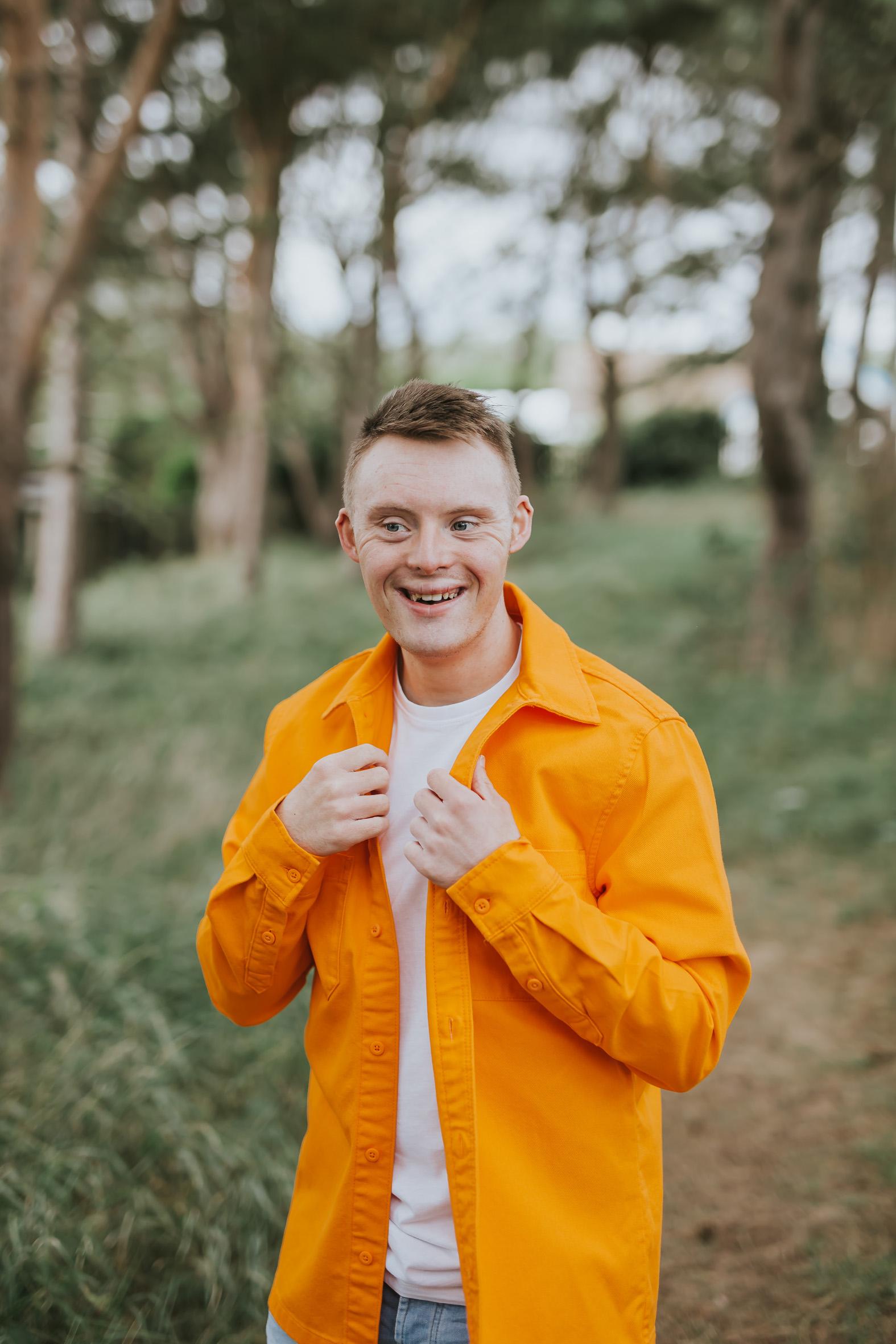 Callum, Down Syndrome, Zebedee Managemen
