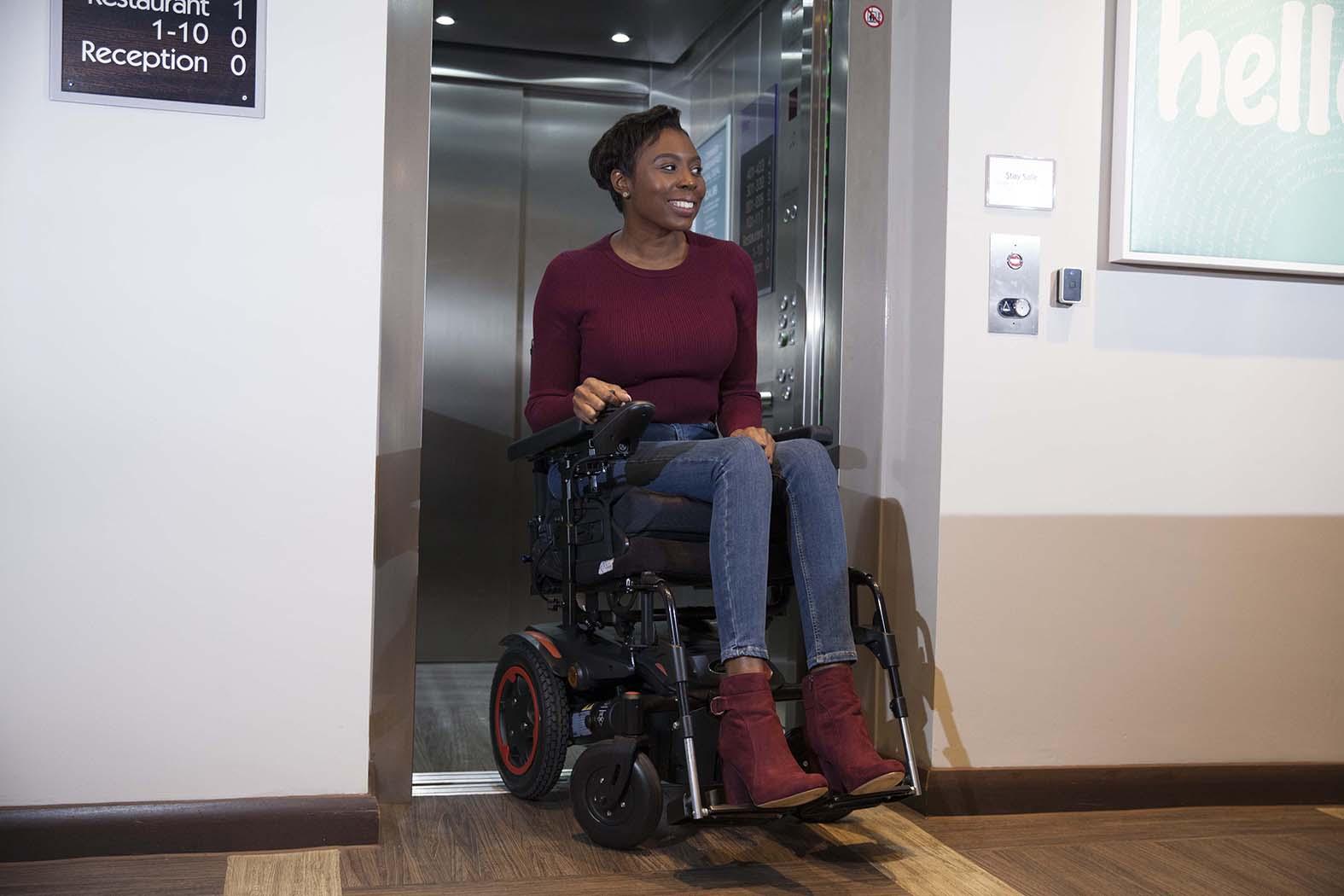 Clara, Wheelchair User, Zebedee Management, disabled, model agency, disability, Woman (11)