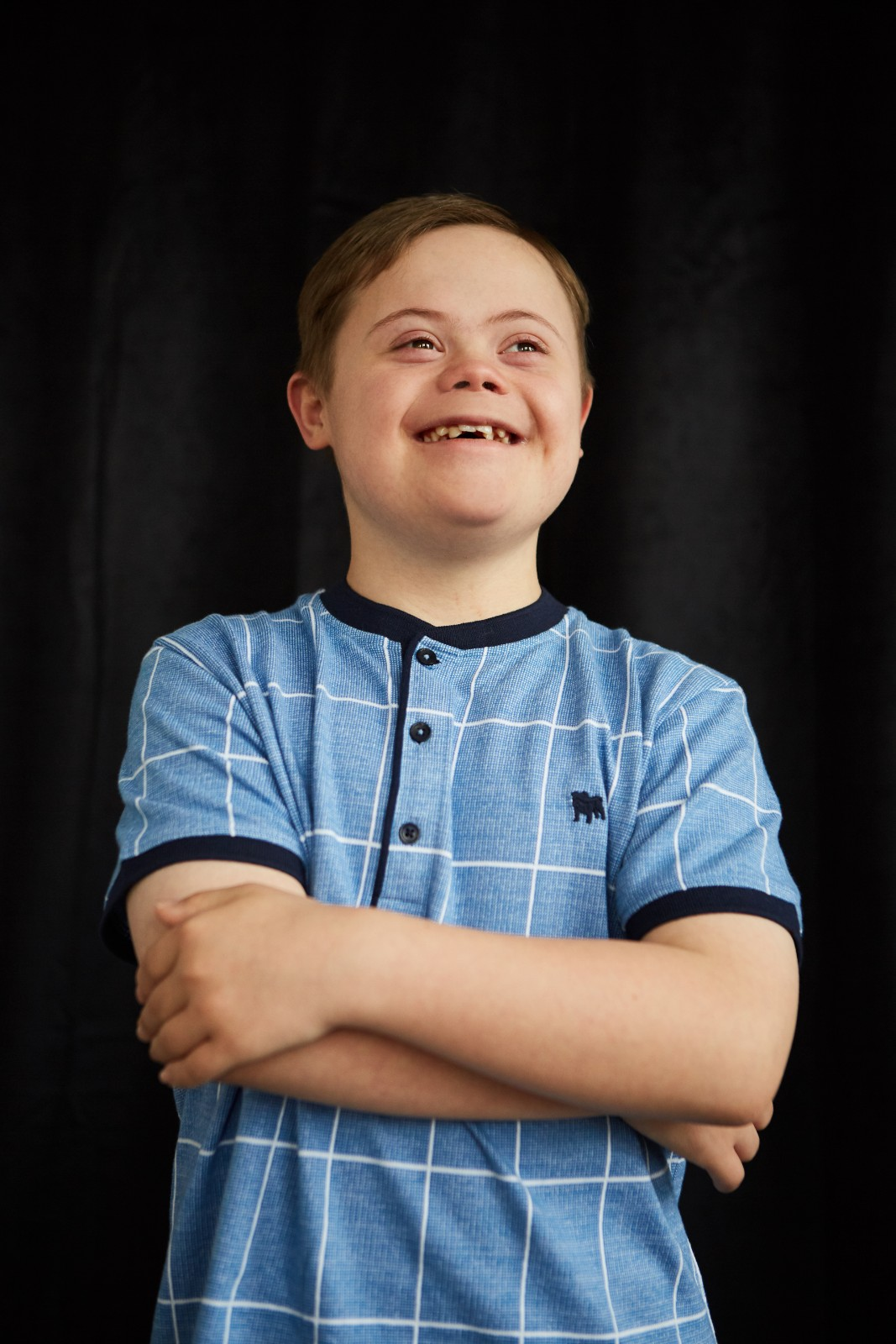 Joseph, Down Syndrome, Zebedee Managemen