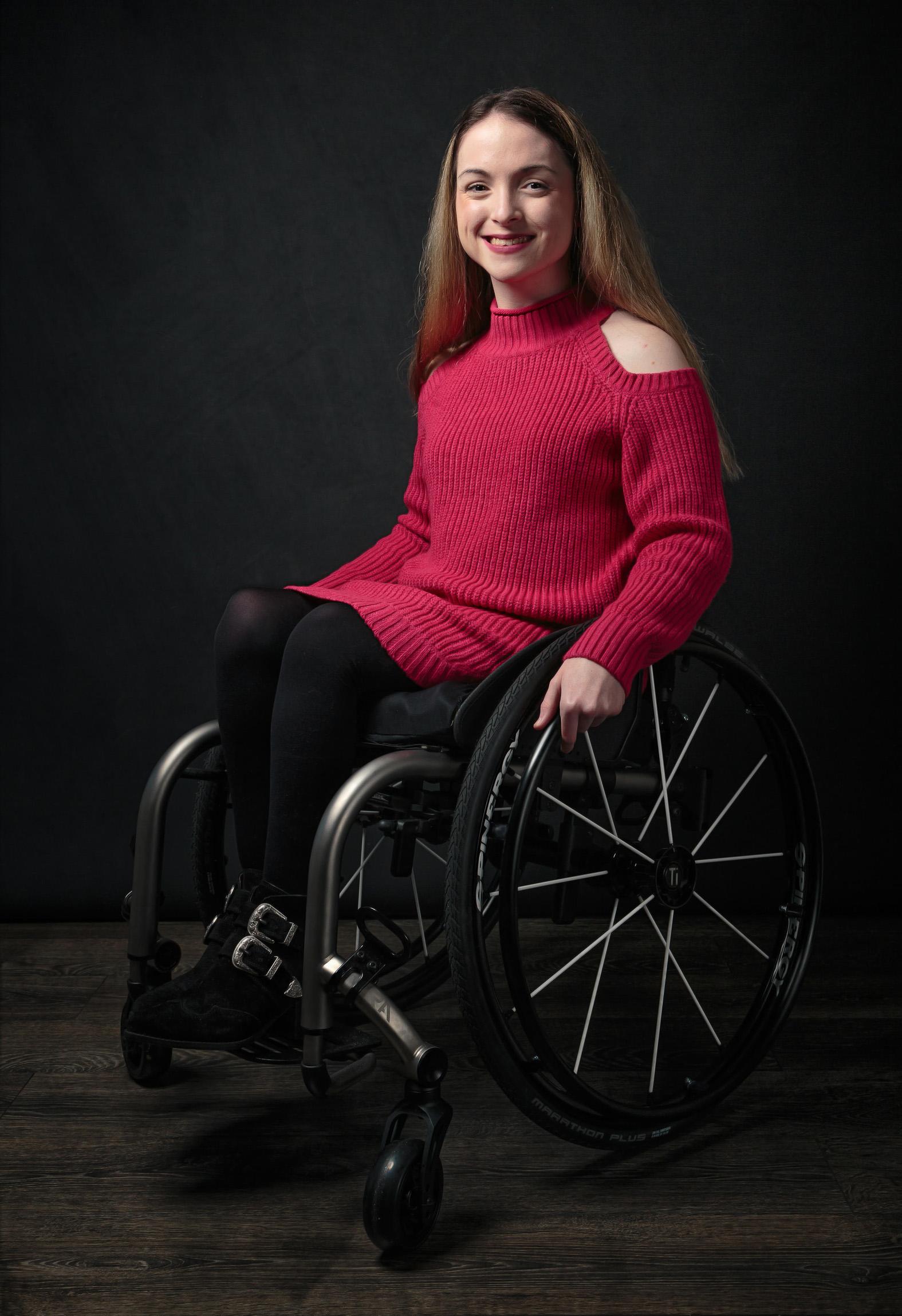 Caitlyn,Cerebral Palsy, Zebedee Manageme