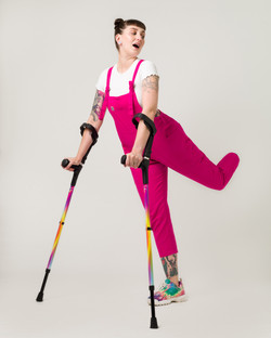 Laura, Zebedee Management, disabled, model agency, disability, woman (9)