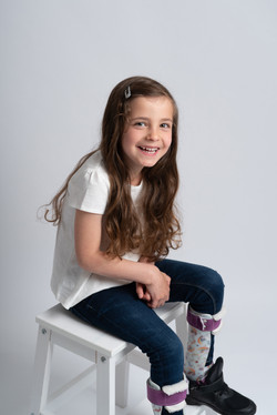 Amelia and Madeline, Zebedee Management, disabled, model agency, disability, Girls (4)