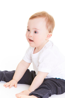 Elliott, Down Syndrome, Zebedee Management, disabled, model agency, disability, baby (7)