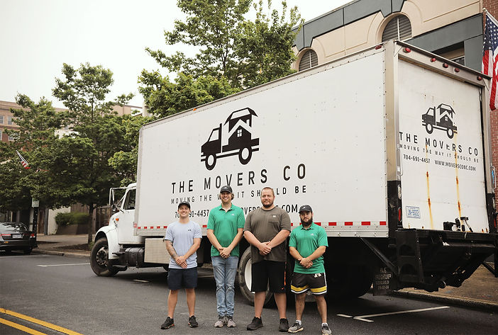 The Movers Co. Owners. Boone, Banner Elk, Blowing Rock, Linville, Gastonia, Charlotte moving company. Boone Entrepreneurs.