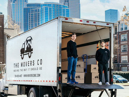 The Movers Co FREE MOVE Giveaway