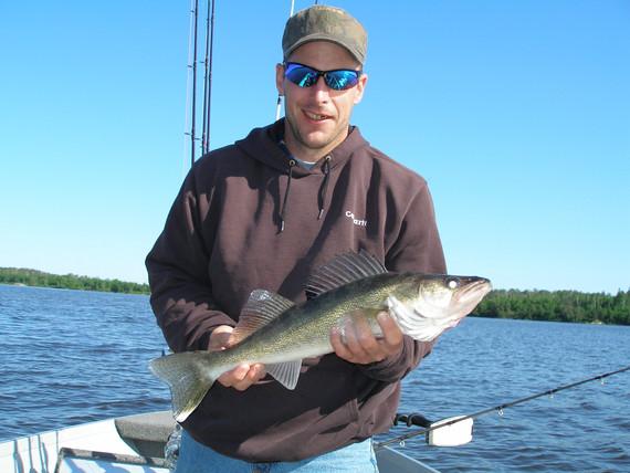 Chad's Walleye