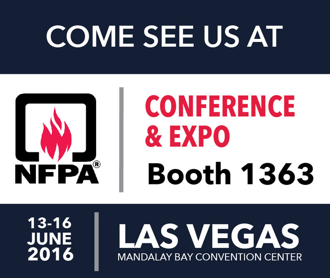 Are you attending NFPA Las Vegas?