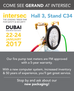 Visit Gerand at Intersec