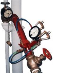 Nomad, fire pump test meter, venturi, flow meter, standpipe