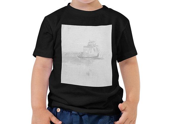 Toddler Short Sleeve Drummond Island Ferry  Tee