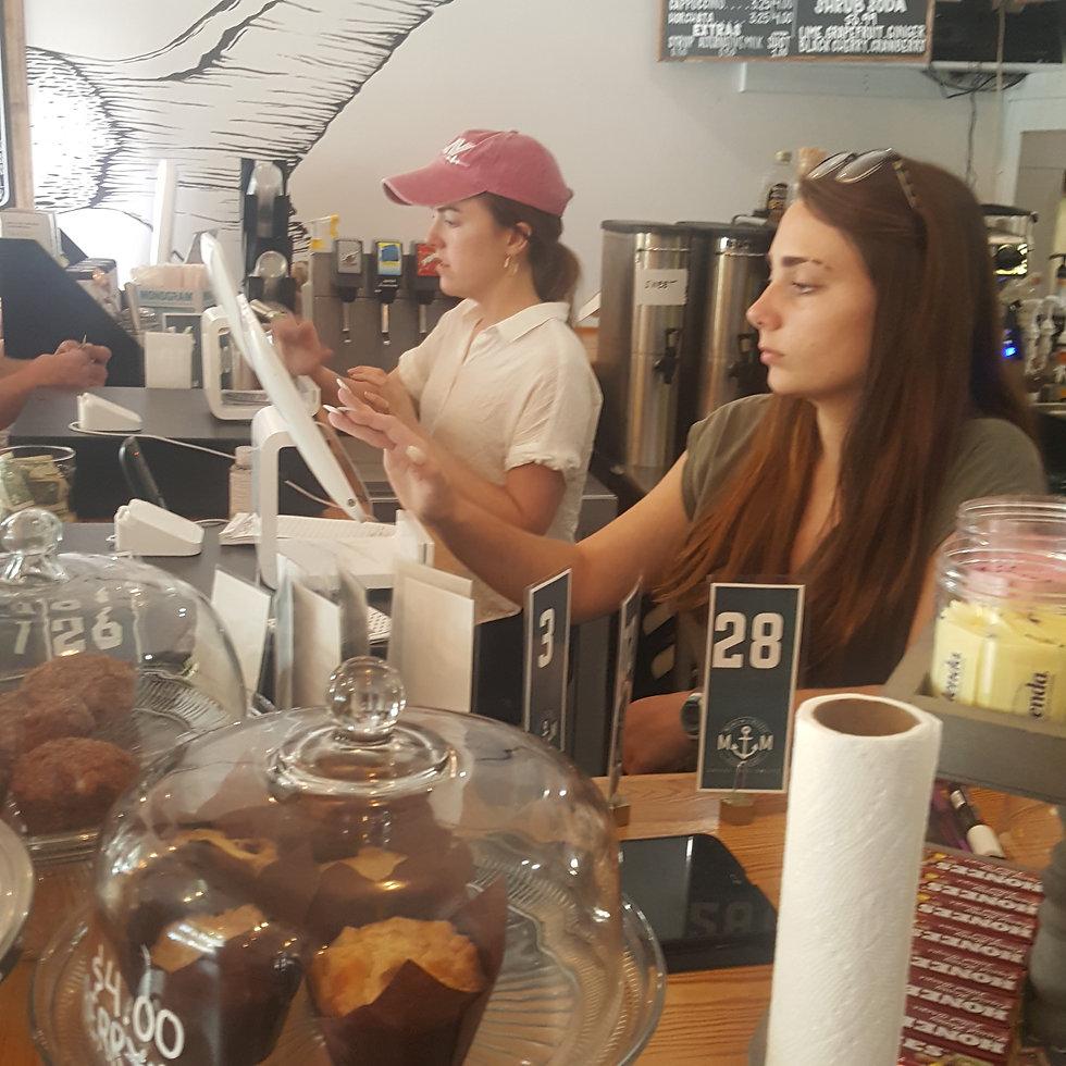 Mameem & Maudie Cafe Icery