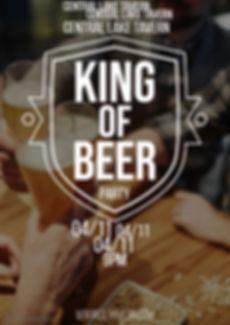 Copy of Beer Happy Hour flyer - Made wit