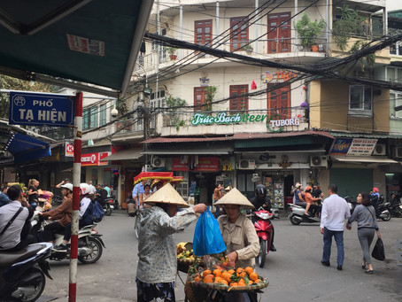 What Three Days in Hanoi Taught Me About Navigating Chaos