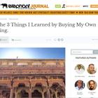 Blog for Elephant Journal