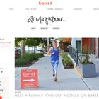 Blog for barre3
