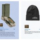 Look Book product descriptions