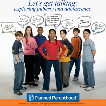Print and digital tab for Planned Parenthood with The Seattle Times Newspapers In Education
