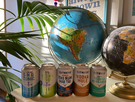 I Traveled the Americas with 5 Canned Cocktails from Cutwater Spirits