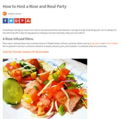 Allrecipes article