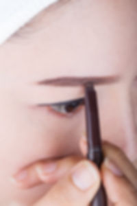 Drawing Eyebrows
