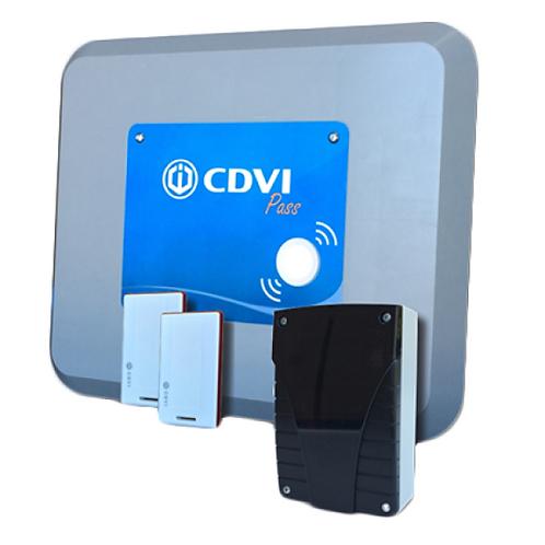 CDVI PASS