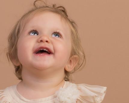Toddler Girl Portrait