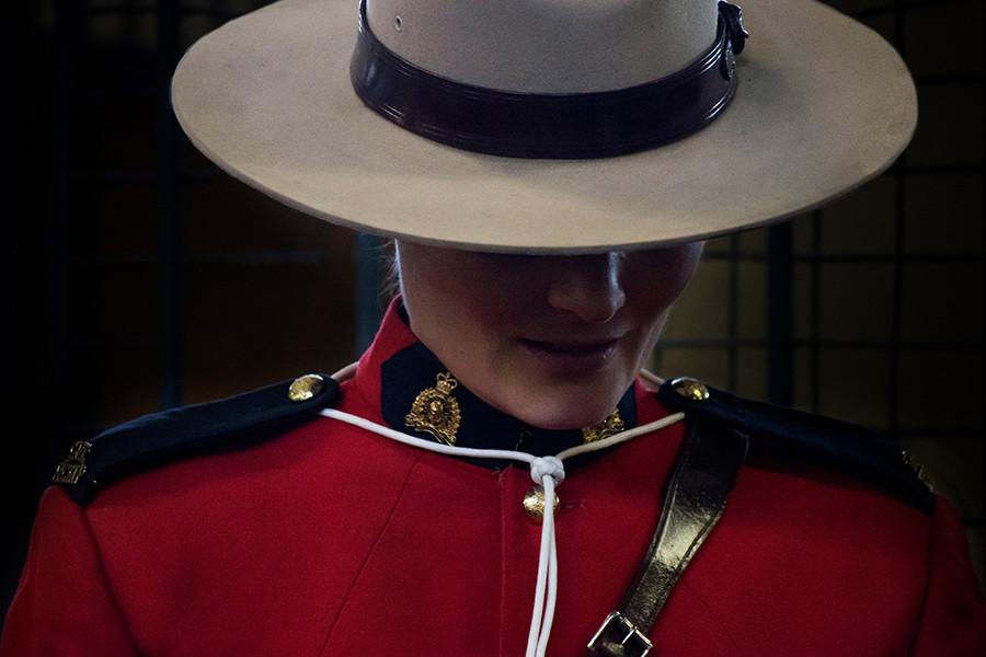 RCMP portrait