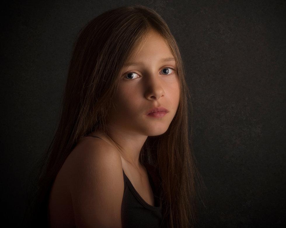 Girl Fine Art Portrait