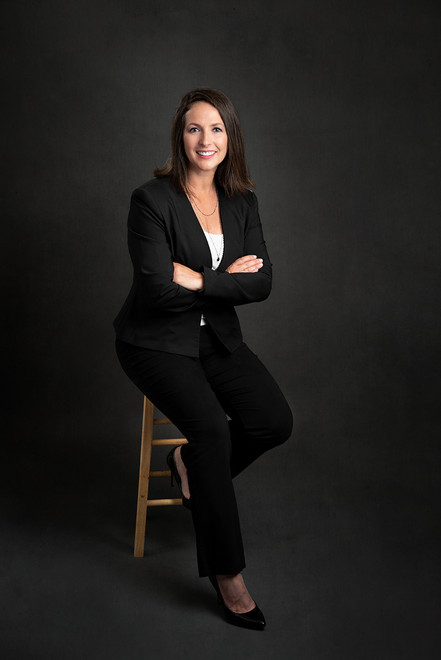 Corporate Woman Headshot