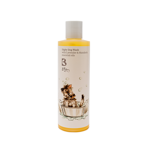 Digby Dog Wash with Lavender & Mandarin Essential Oils
