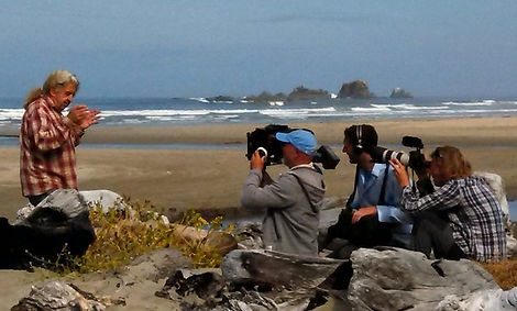 Henning Rutten Oregon Coast Documentary