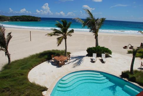 Sales Center Beach Pool