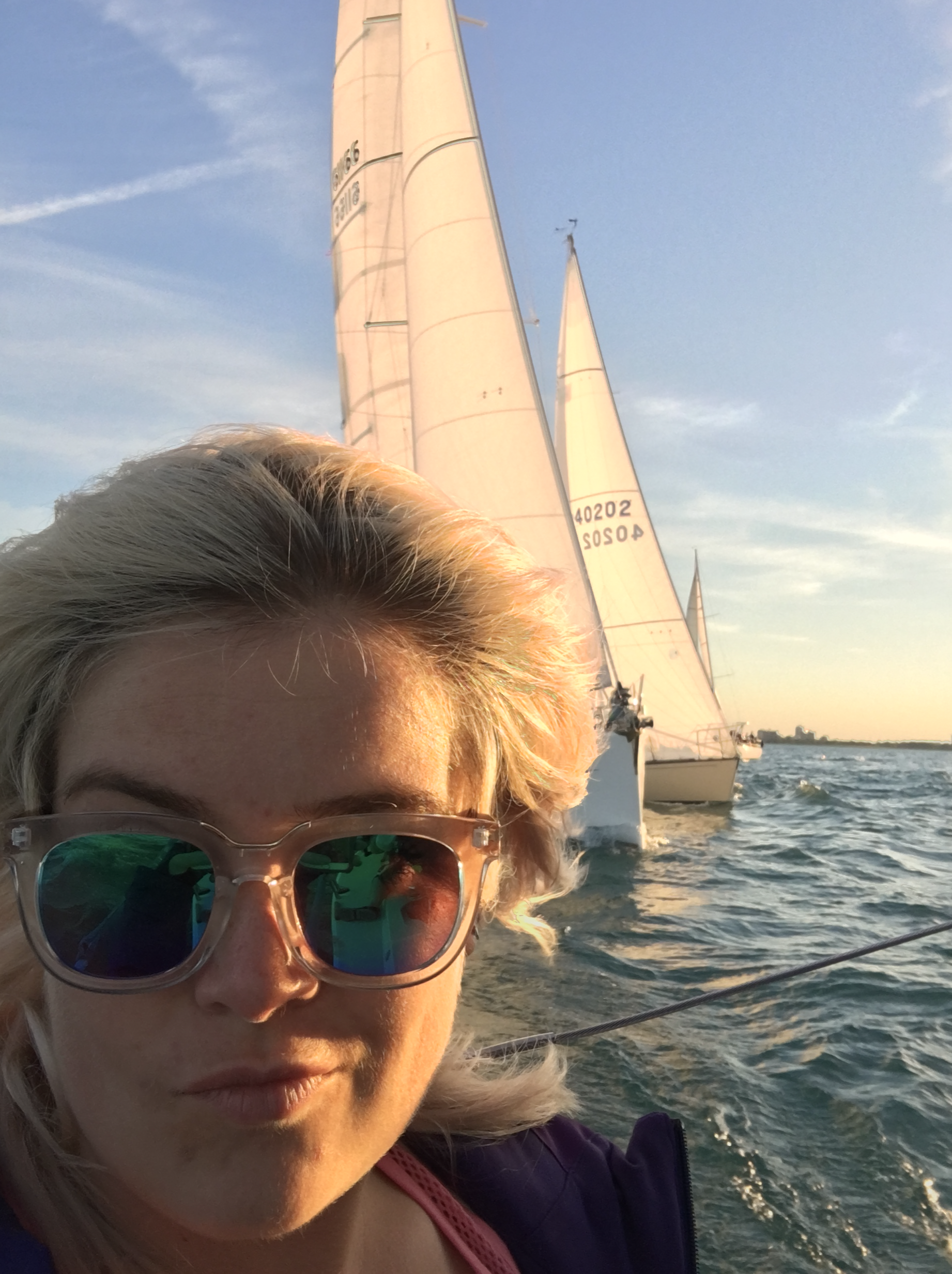 Lake Michigan Sailing Regatta