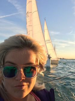 Lake Michigan Sailing Regatta