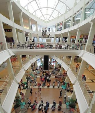Acropolis Center Atrium