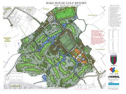 Rake House Golf Resort