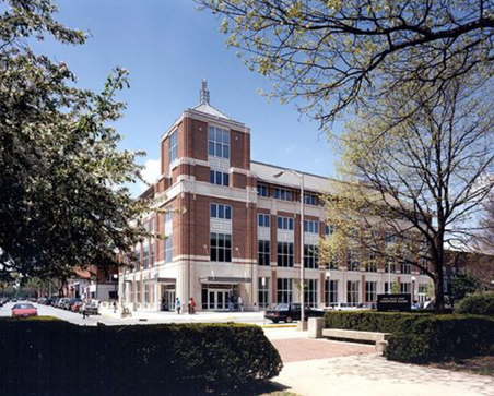 University of Illinois Bookstore and Administrative Office Building