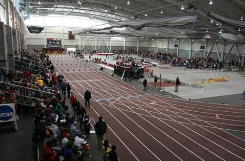Rose Hulman 200-Meter Indoor Track and Field