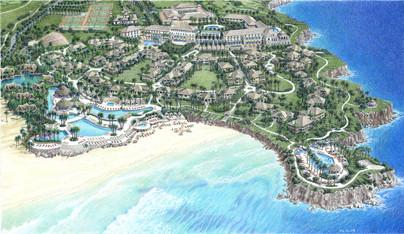 Roco Ki Westin Hotel Campus Concept