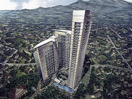 Mixed-Use Residential Tower