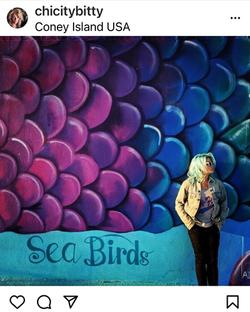 Sea Birds Wall Art
