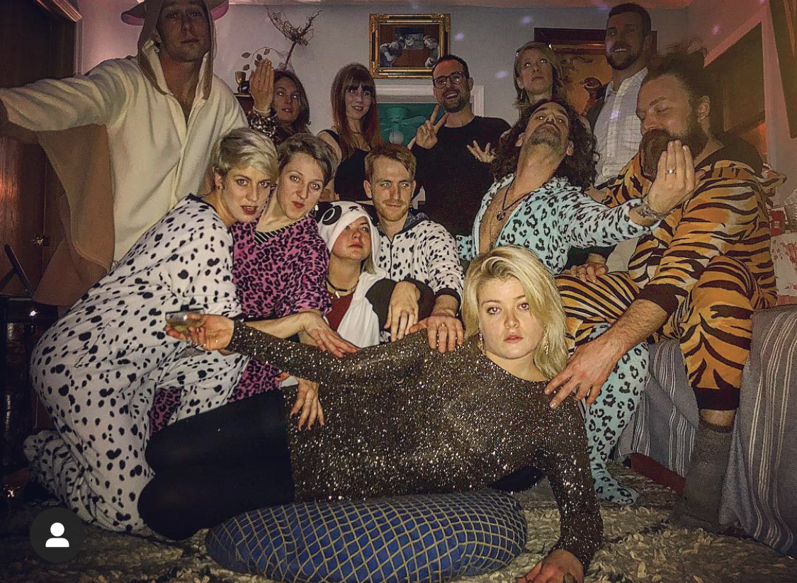 Rejuvenating Onesie Party