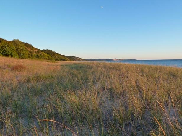 Elberta Bluffs Dune System