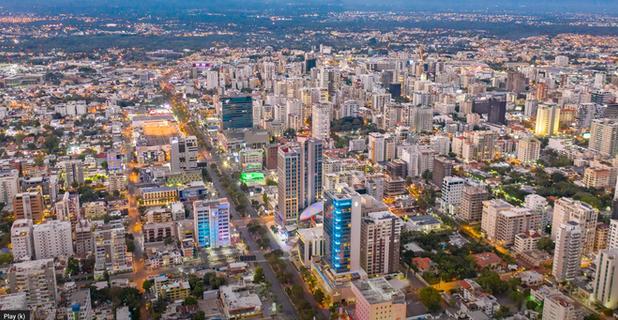Acropolis Context in the heart of Santo Domingo